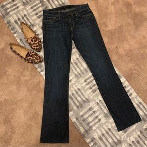 Joe's Jeans Boot Cut Jeans - Hemmed for 5'3""